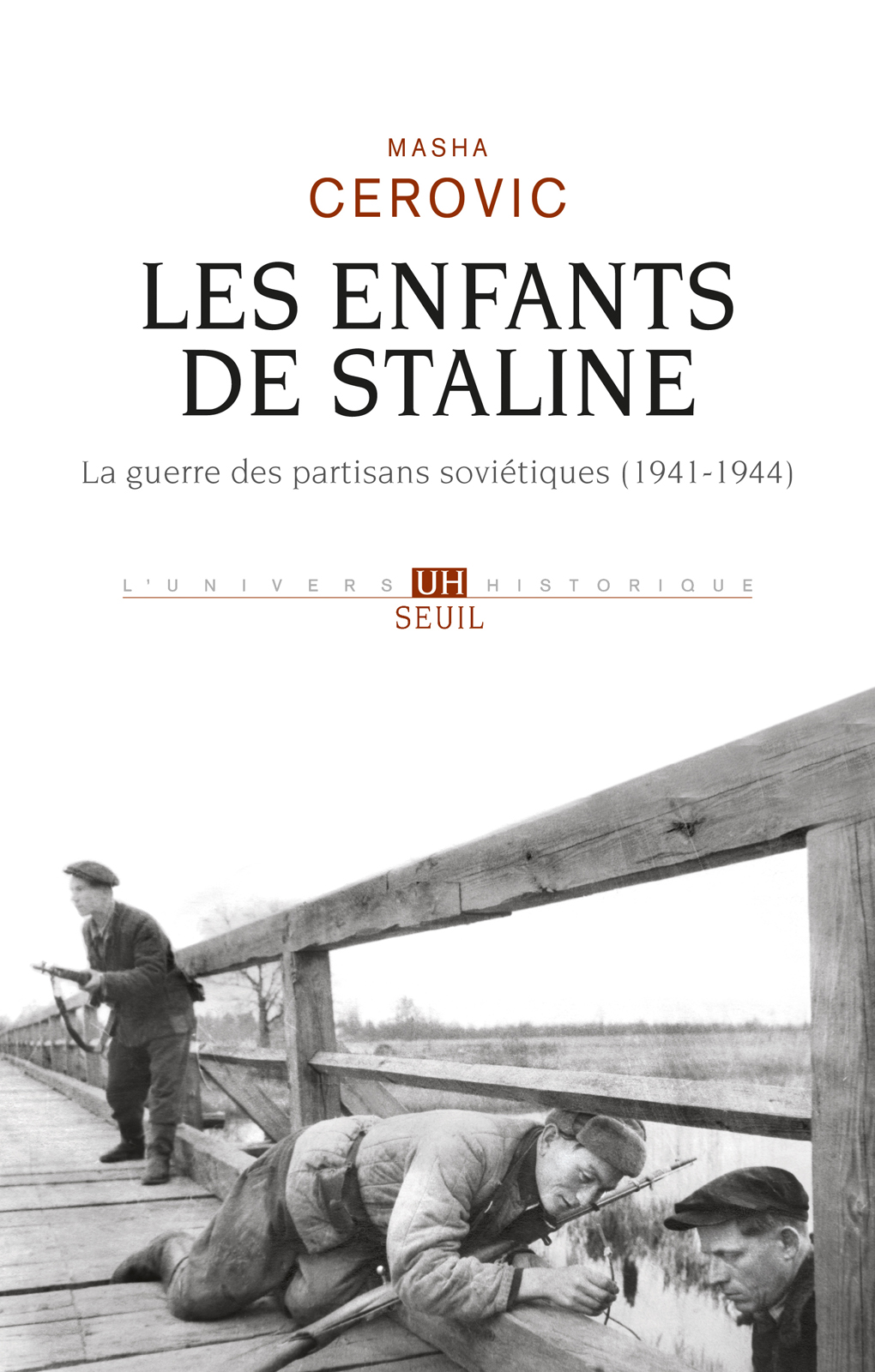 Nouveau livre sur la guerre des partisans soviétiques. Les_enfants_de_staline