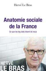 Anatomie sociale de la France - Hervé Le Bras