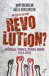 Qu'est-ce qu'une révolution ?