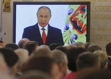 « La Russie est-elle en train de gagner la guerre de l'information ? », débat avec Françoise Daucé