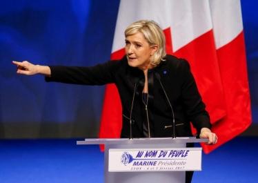 « Marine Le Pen renforce-t-elle sa position de favorite ? », débat avec Hervé Le Bras