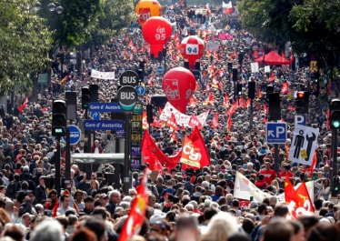 « Manifestations, pourquoi les chiffres divergent », avec Dominique Schnapper