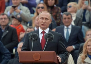 « Vladimir Poutine est-il plus fort que jamais ? », débat avec Françoise Daucé