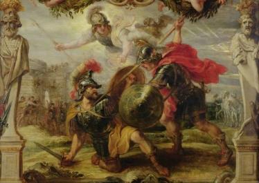 """« """"Homère"""", entre guillemets », avec Pierre Judet de La Combe"""