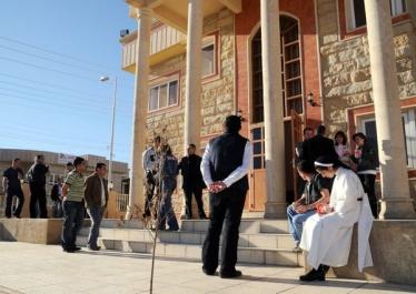« Les chrétiens d'Irak », avec Bernard Heyberger
