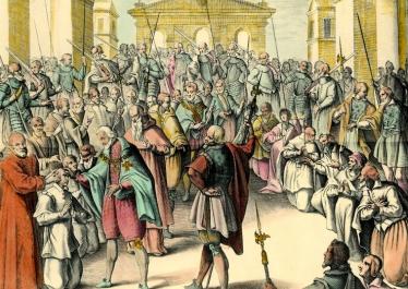 « Les Rois thaumaturges », avec Etienne Anheim