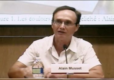Alain Musset