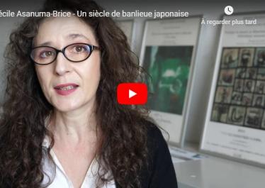 Trois questions à ….Cécile Asanuma-Brice : « Un siècle de banlieue japonaise »