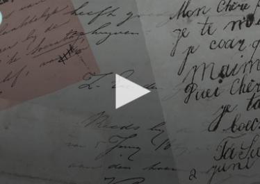 """Capture d'écran du débat """"Au coeur de l'archive coloniale"""""""