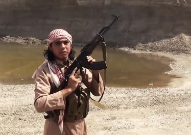 Daesh : décryptage de la propagande visuelle (Cécile Boëx)