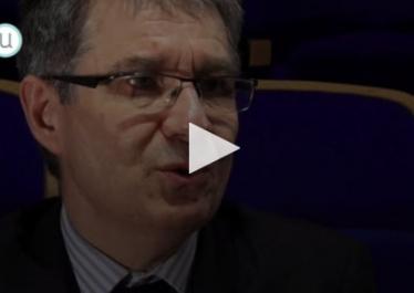 Capture d'écran de la vidéo de Christophe Prochasson