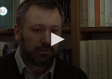 Capture de la vidéo de Sylvain Laurens