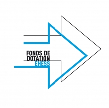 Logos de fonds de dotation de l'EHESS
