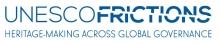 Logo UNESCO Frictions
