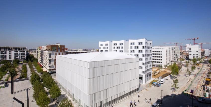 Ouverture du Campus Condorcet à la rentrée 2019 | EHESS